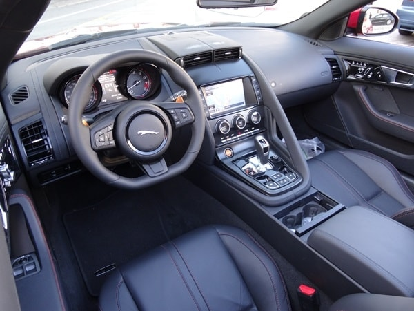 2014 Jaguar F-Type: Cruising Miami Beach in Style 26
