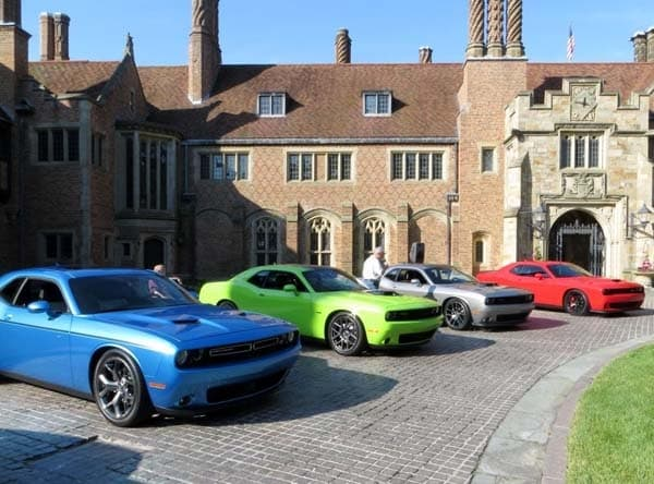 Dodge turns 100 years old and throws a classic celebration 5