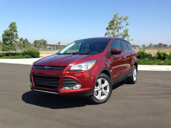 Buyer's Guide: 2016 Ford Escape 1