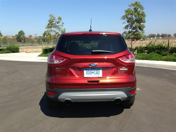 Buyer's Guide: 2016 Ford Escape 4