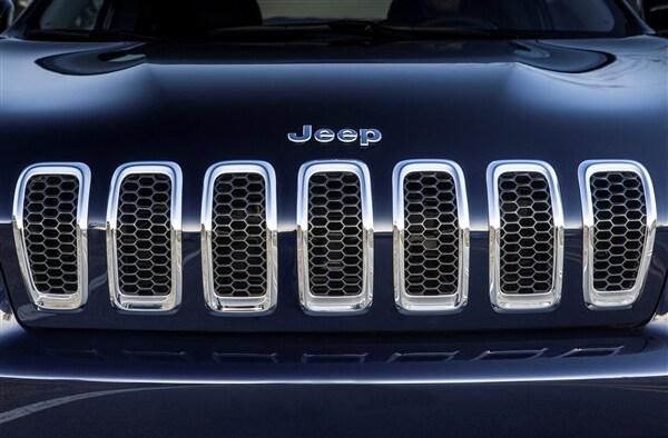 Editors' Page: 2015 Jeep Cherokee 6