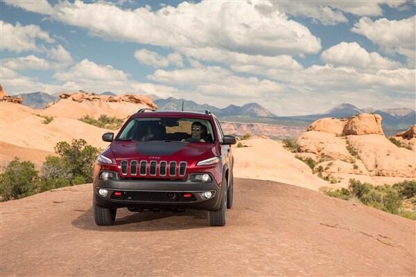 Editors' Page: 2015 Jeep Cherokee 1
