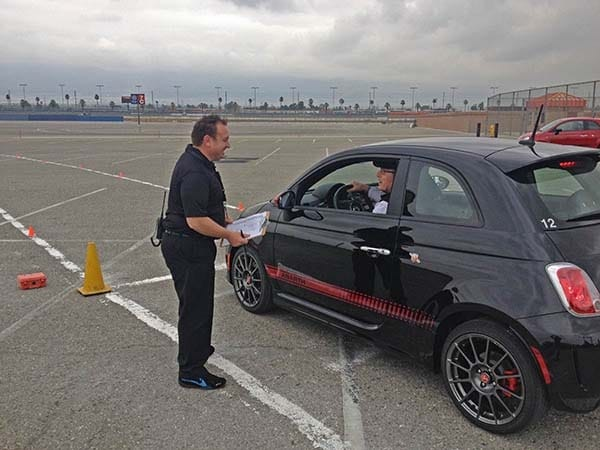 Fiat 500 Abarth Track Experience Kelley Blue Book