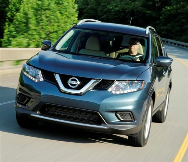First Drive: 2014 Nissan Rogue cranks up the charm 1