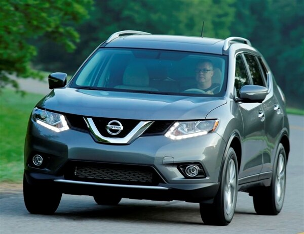 First Drive: 2014 Nissan Rogue cranks up the charm 2