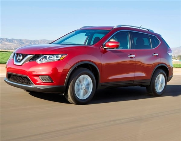 First Drive: 2014 Nissan Rogue cranks up the charm