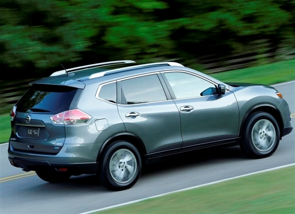 First Drive: 2014 Nissan Rogue cranks up the charm 7