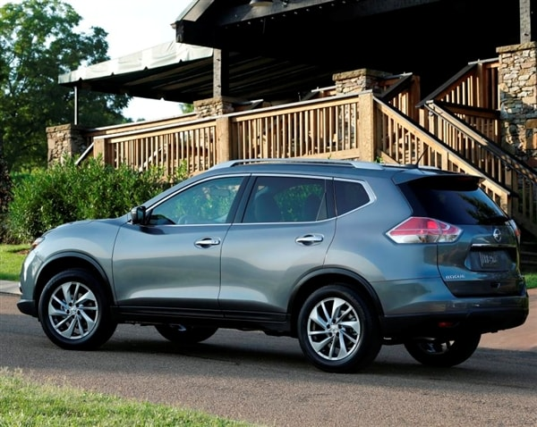 First Drive: 2014 Nissan Rogue cranks up the charm 4