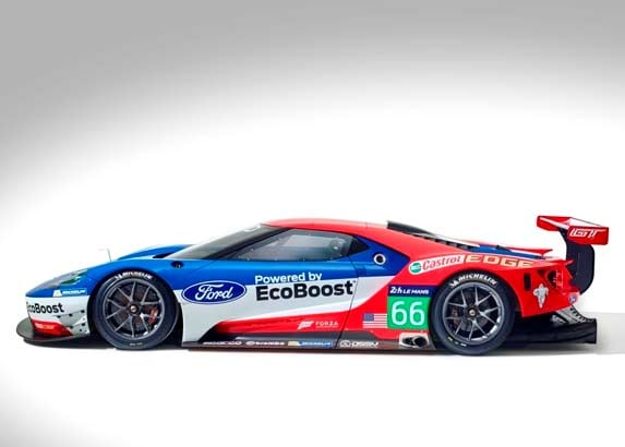 Ford Returns To Le Mans In 2016 Kelley Blue Book