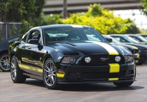 2014 Hertz Penske Ford Mustang Gt Is For Rent Only