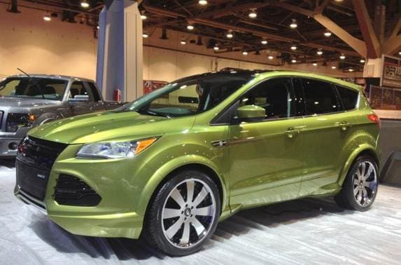 Ford featuring over 70 tuner vehicles at SEMA - Kelley ...