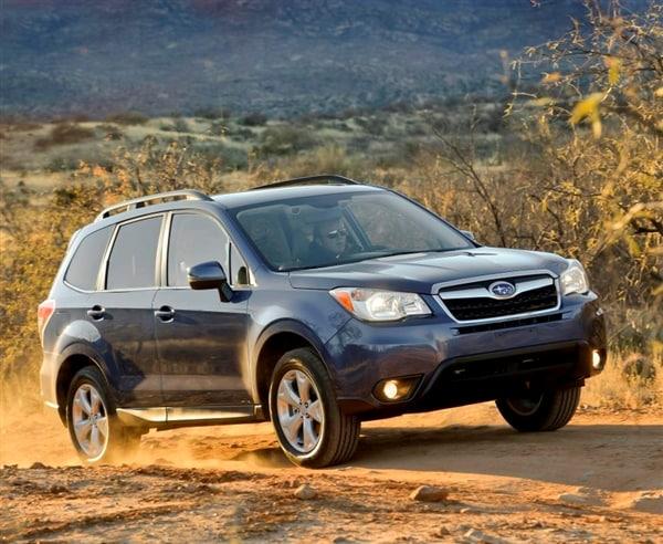 Subaru and Mitsubishi shine in new IIHS small-SUV crash tests 2