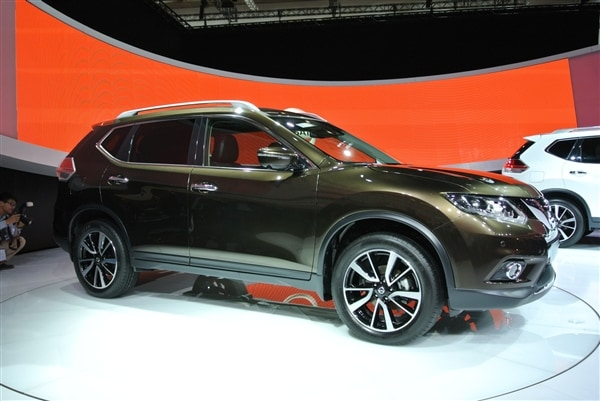 2014 Nissan Rogue Revealed Kelley Blue Book