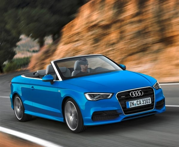 2015 audi a3 s3 cabriolet unveiled kelley blue book. Black Bedroom Furniture Sets. Home Design Ideas