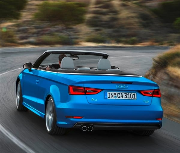 2015 Audi A3/S3 Cabriolet Unveiled
