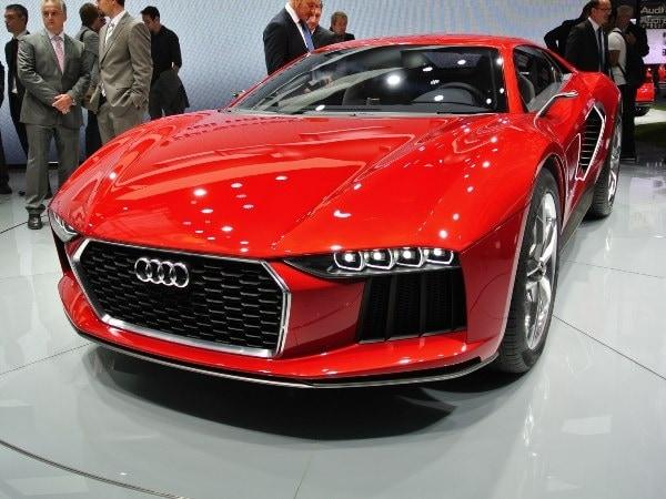 Audi Nanuk Quattro Concept Takes Frankfurt By Storm