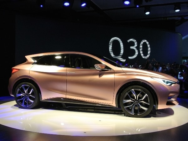 infiniti q30 concept created to challenge convention