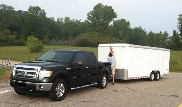 xlt f 150 ecoboost towing autos weblog. Black Bedroom Furniture Sets. Home Design Ideas