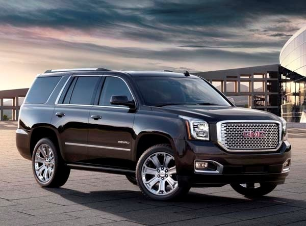 2015 5 Gmc Yukon Denali Denali Xl Get New 8 Speed