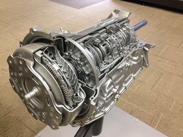 2015 Corvette Stingray Inside Gm S New 8 Speed Gearbox