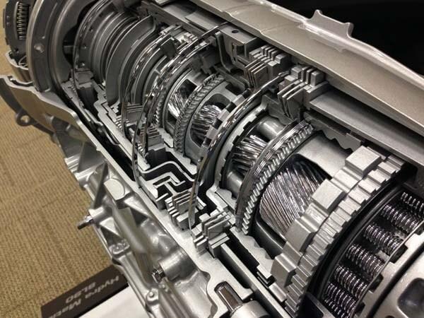 2015 Corvette Stingray: Inside GM's new 8-speed gearbox ...