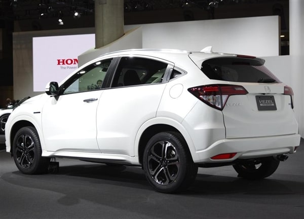 Honda Vezel Previews A New Compact Crossover For The U S