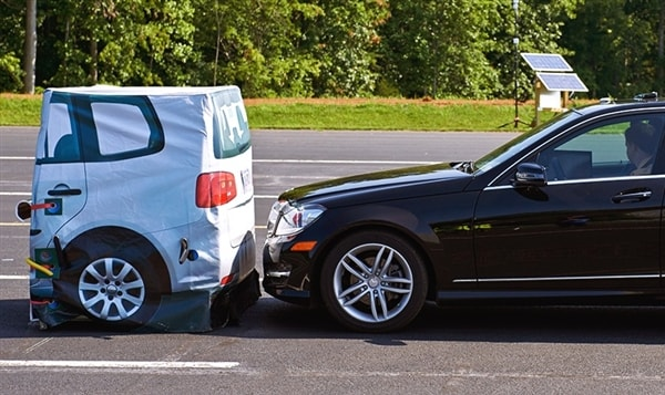 Vehicle Crash Testing Vehicle Crash-avoidance