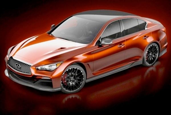 Infiniti Q50 Eau Rouge Concept debuts in Detroit 14