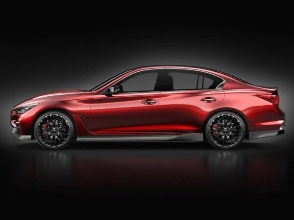 Infiniti Q50 Eau Rouge Concept debuts in Detroit 15