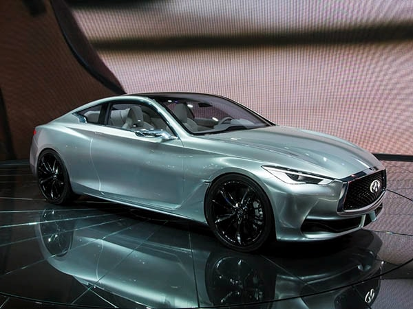 Infiniti Q60 Concept previews new high-performance coupe ...