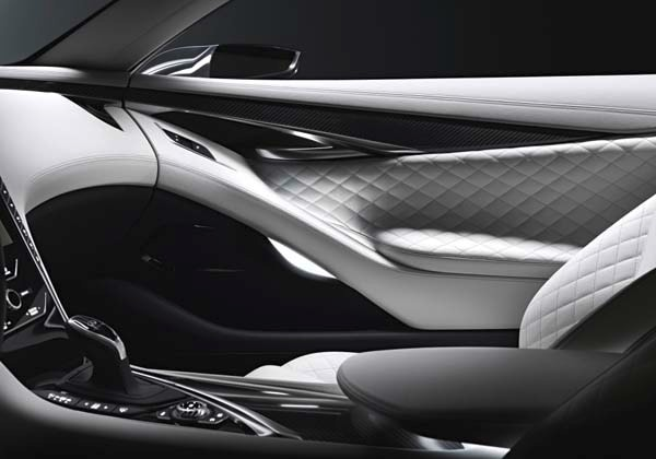 Infiniti Q60 Concept Previews New High Performance Coupe Video