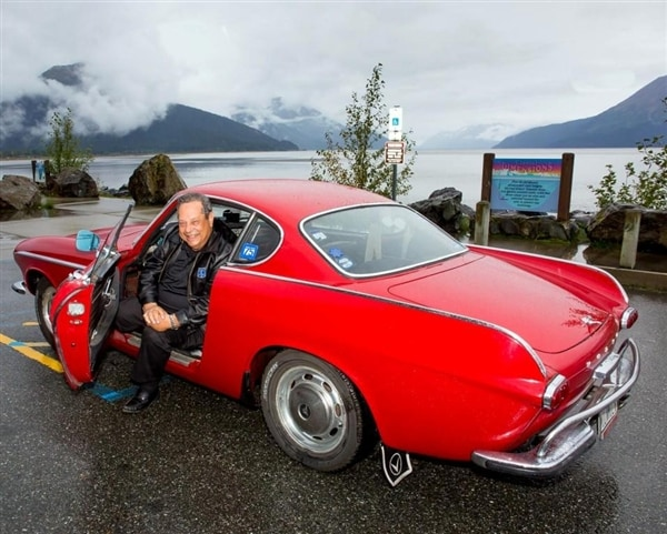 Irv Gordon Tops 3 Million Mile Mark In His Volvo P1800