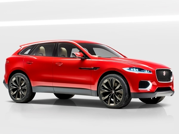 2016 Jaguar F-Pace: Jag's First Crossover - Kelley Blue Book
