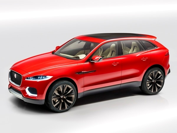 American International Auto Show That It Will Build A Production Version Of The C X17 Crossover Concept Showed In 2017 As 2016 Jaguar F Pace