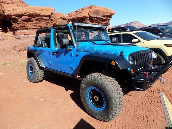 jeep confronts the aftermarket head on with new mopar. Cars Review. Best American Auto & Cars Review