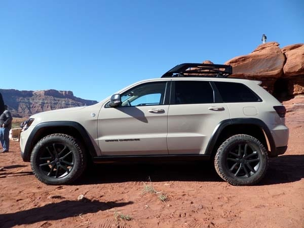 Jeep Confronts the Aftermarket Head-on With New Mopar Parts 6