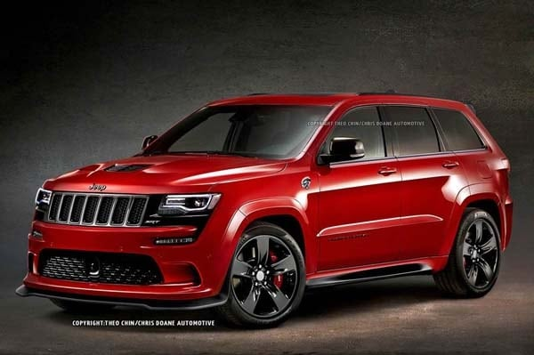 Jeep Grand Cherokee Srt Hellcat What Could Be Kelley Blue Book