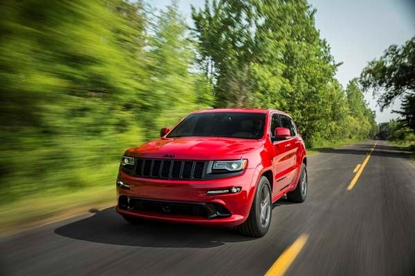 Kelley Blue Book Jeep >> Jeep Grand Cherokee SRT Hellcat: What Could Be - Kelley Blue Book