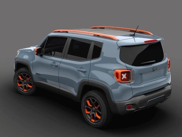 Jeep Renegade Mopar Urban Concept Bows Kelley Blue Book