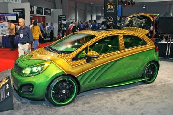 West Coast Kia >> Kia unveils four more Justice League Concepts at SEMA ...