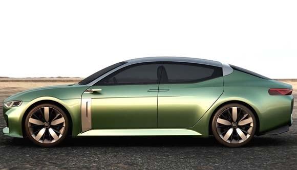 Kia Novo Concept Previews Future Small Car Design Themes Kelley