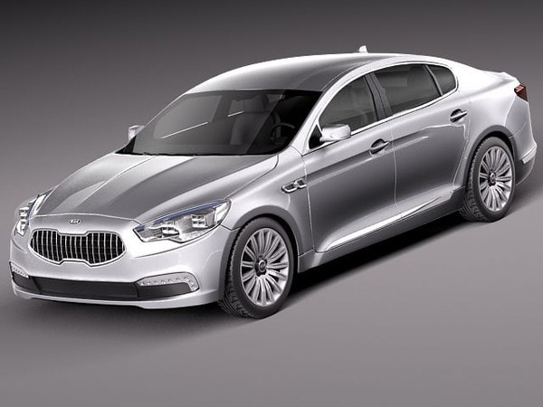 Kia readying new range-topping luxury sedan for U.S ...