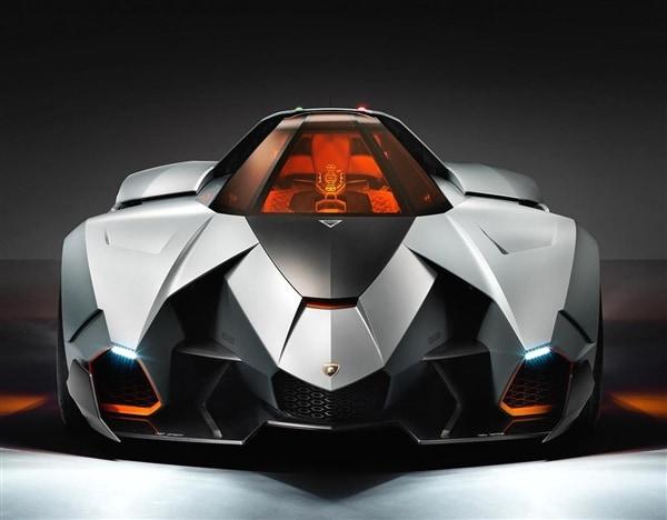 Party crasher: Lamborghini Egoista concept - Kelley Blue Book
