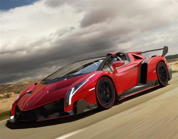 Lamborghini Veneno Roadster Revealed Priced At 4 5 Million
