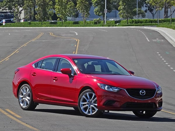 Long Term Update 1 2014 Mazda6 i Touring  Kelley Blue Book