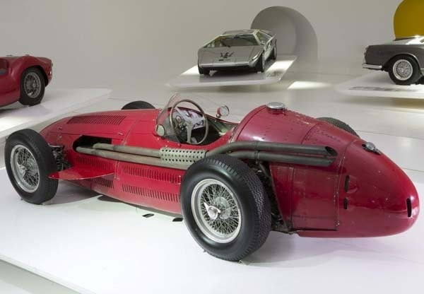 Maserati Centennial Exhibition opens in Modena 3