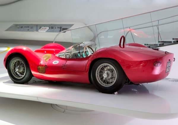 Maserati Centennial Exhibition opens in Modena 10