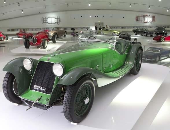 Maserati Centennial Exhibition opens in Modena 16