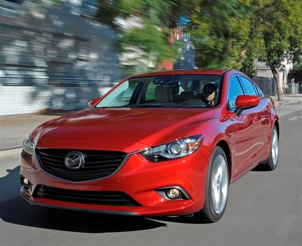 Adding A Bit More Econo Appeal To Its All New Midsize Sedan, The Recently  Introduced 2014 Mazda Mazda6 Is Now Being Offered With The Automakeru0027s  Innovative ...