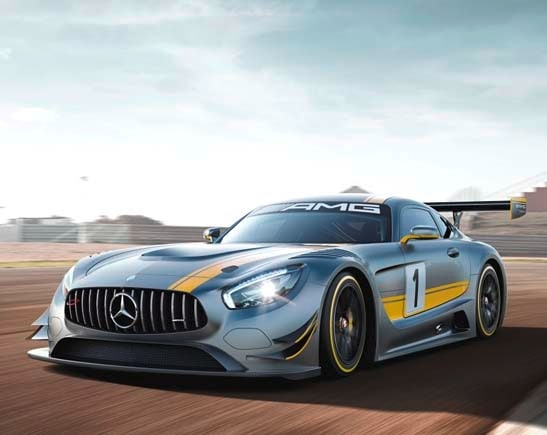 Best Cars Under 35000 >> 2015 Mercedes-AMG GT3 races into Geneva - Kelley Blue Book